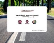 Bild Webseite  Ergoldsbach