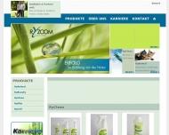 Bild Webseite Goldhahn & Partner Wedel