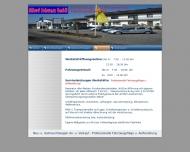 Website Alfred Schwarz