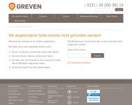 Bild Webseite Greven's Adreßbuch-Verlag Köln Köln