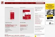 Bild Webseite RWS Verlag Kommunikationsforum Köln