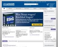 Bild Webseite Verlag Dr. Otto Schmidt Kommandit-Gesellschaft Köln