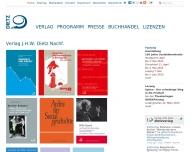Bild Verlag J.H.W. Dietz Nachfolger GmbH