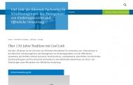 Bild Link Carl Verlagsredaktion - Link Carl Verlag-GmbH