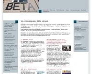 Bild Beta Verlag & Marketinggesellschaft mbH