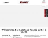 Bild Autohaus Renner GmbH & Co.KG