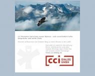 Bild Webseite cci Dialog Karlsruhe
