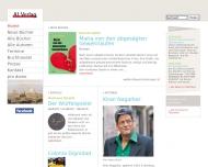 Bild Webseite A 1 Verlags München