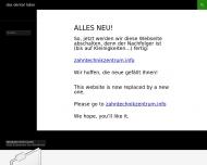 Bild Webseite Verlag Neuer Merkur München