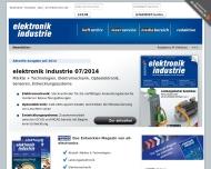Bild Webseite Hüthig Dr. Alfred Verlag München