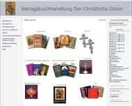 """Bild Verlagsbuchhandlung """"Der Christliche Osten"""" GmbH-Ladengeschäft Sophia"""