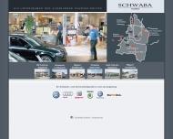 Bild Schweizer Lechhausen ZwNl. der Schwaba GmbH Automobilhandel
