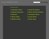 Bild Uhren-Schmuck Schmidt-Hörnle GmbH