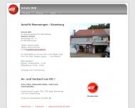 Bild Webseite  Memmingen