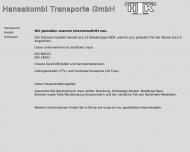 Bild Hansa-Kombi Transport GmbH