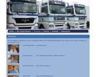 Website Kerber Transporte