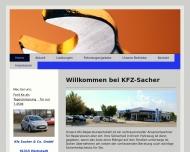 Bild Webseite  Bubenreuth