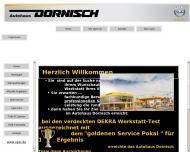 Website AUTOHAUS DORNISCH