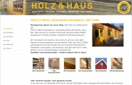 Bild Holz & Haus, Handel mit ökologischen Baustoffen und Naturholzmöbeln GmbH