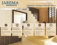 Jarema Bauservice - mehr als eine Schreinerei Jarema Bauservice