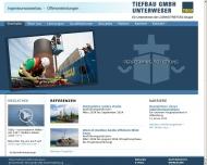 Bild Tiefbau GmbH Unterweser