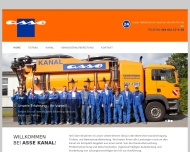 Bild Abfluß-asse KANAL GmbH & Co. KG Abflussreinigung