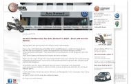Bild Webseite Auto Heimerl Wald