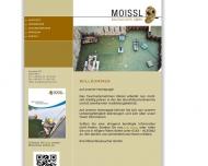 Bild Webseite Moissl Bautaucher Köln