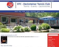 Bild Decksteiner Tennis-Club Gesellschaft mit beschränkter Haftung