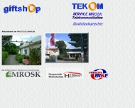 Bild TEKOM SERVICE MROSK Telekommunikation