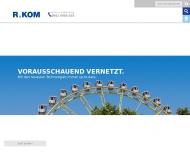Bild R-KOM Regensburger Telekommunikations-GmbH & Co. KG