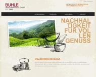 Bild Buhle H.C. Warenhandels GmbH Teeimport