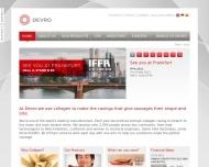 Bild DEVRO-TEEPAK INC. Zweigniederlassung Hamburg