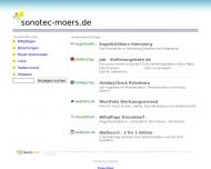 Bild SONOTEC GmbH Technischer Bedarf