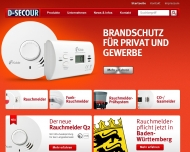 Bild D-SECOUR European Safety Products GmbH
