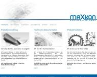 Bild MAXKON Engineering GmbH