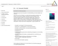 Bild R + S Consult Ingenieurgesellschaft für Beratung und Projektmanagement mbH