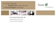Bild Ficon Financial Consultants GmbH Vermögensverwaltung