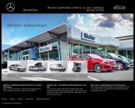 Bild Böckler Autohaus GmbH Autorisierter Mercedes-Benz Service und Vermittlung