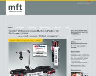 Bild Webseite mft transport systems Ilshofen