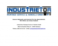 Bild INDUSTRIETOR Montage-Service & Handels-GmbH