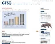 Bild GFS Genossenschaft zur Förderung der Schweinehaltung