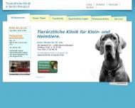 Bild Klinik für Klein- u. Heimtiere