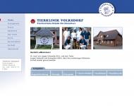 Bild Gesundheitszentrum für Kleintiere HH-Volksdorf Dr.med.vet. J. Schneider