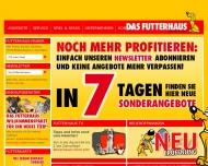 Bild Webseite Das Futterhaus Flensburg