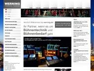 Bild Werning Theatertechnik Theaterbedarf GmbH