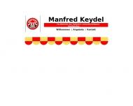 Bild Webseite Keydel Manfred Freital