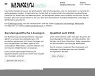 Bild Warmsbach Autosattlerei GmbH