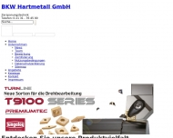 Bild BKW Hartmetall GmbH
