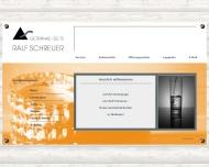 Bild Webseite Schreuer Ralf Getränke u. Zelte Aachen